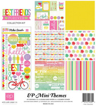 Best Friends Collection Kit 12X12 Scrapbook Kit ECHO PARK PAPER SW4705 New