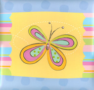 Bright Butterfly 12x12 SCRAPBOOK Memory Album Pioneer New
