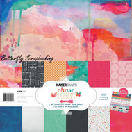 CHASE RAINBOWS Collection Pack 12X12 Scrapbooking Kit Kaisercraft Paper Crafting