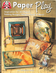 Design Originals - Paper Play, Inspiration For Art Papers Idea Book - NEW, #5230