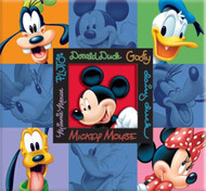Disney Mickey Mouse & Freinds 12x12 SCRAPBOOK Memory Album SandyLion DCSBA6 NEW