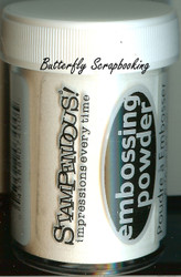 Embossing Powder Detail WHITE OPAQUE Embossing Enamel Jar Stampendous DP100 NEW