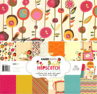 Great Fun Hopscotch Collection 12X12 Scrapbooking Kit Kaisercraft Paper NEW