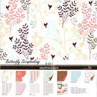 Love Birds Collection Pack 12X12 Scrapbook Kit NEW
