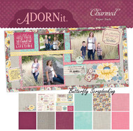 Mother Charmed Mom Collection 12X12 Scrapbooking Paper Pack Adornit Carolees New