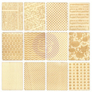 PAINTABLES Wood ATC Paintable Cards 12 Pieces PRIMA Marketing Inc. 572945 NEW