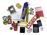 School Embellishments Grab Bag, Smash Collection K&COMPANY, 30 Pcs - 30-672031