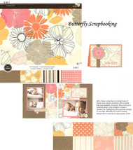 SEI CLAIRE Collection 12X12 Scrapbook Paper Pad NEW