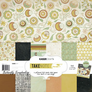 Take Note Collection 12X12 Scrapbooking Kit by Kaisercraft Paper Crafting NEW