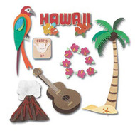 TRAVEL DESTINATION HAWAII Jolee's Boutique EK Success