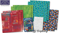 Volleyball Sports 12X12 Scrapbooking Kit Volleyball Is Life Karen Foster NEW