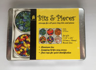Bits & Pieces, Aluminum Storage Containers -NEW,  20-9104