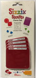 Sizzix Sizzlits, Dies Game Set - NEW, 38-9695