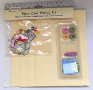 Baby Card Making Kit - NEW, 21026