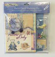 Baby Card Making Kit - NEW, 21034