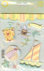 Grand Adhesions Stickers, Chloe by the Sea - NEW, 554108