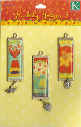 Kim Hodges Metal Art Whimsical Charms