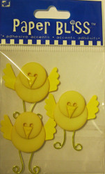 Chickies, Stickers - NEW, 43056-PE-101