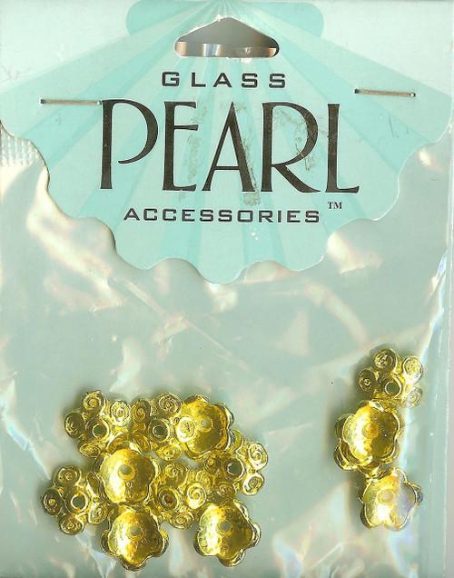 Gold Bead Cap
