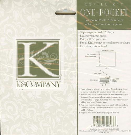 One Pocket Refill Kit