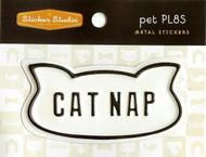 Cat Nap Plate