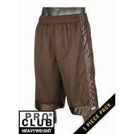 4ac40a4d Proclub Men's Mesh Short (Heavy Weight Fabrics), 4XL
