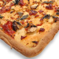 Tomato Herbs Focaccia Bread