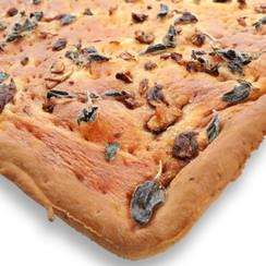 Multi Herbs Focaccia Bread