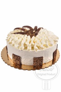 Amaretto 8 Inch Deluxe Cake