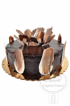 Chocolate Mousse 8 Inch Deluxe Cake