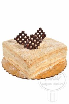 Napoleon 8 Inch Deluxe Cake