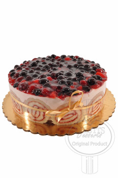 Passion 8 Inch Deluxe Cake