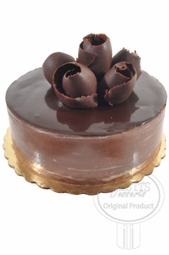 Truffle 6 Inch Deluxe Cake