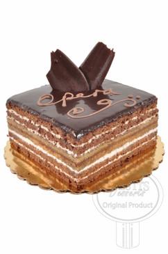 Opera 6 Inch Deluxe Cake