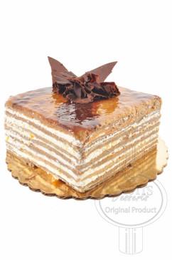 Sasher 6 Inch Deluxe Cake