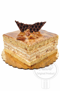 Nutty 6 Inch Deluxe Cake