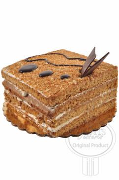 Smetannik Square 6 Inch Deluxe Cake