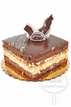 Kievsky Square 6 Inch Deluxe Cake