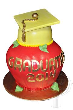 Graduation Cake 02