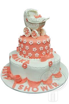 Baby Shower Cake 01