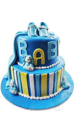 Baby Shower Cake 03