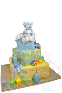 Baby Shower Cake 04