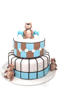 Baby Shower Cake 07