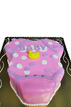 Baby Shower Cake 08