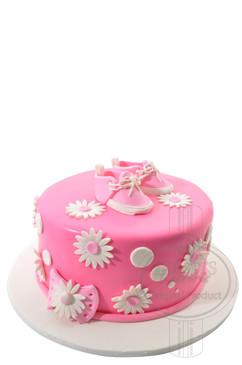 Baby Shower Cake 09