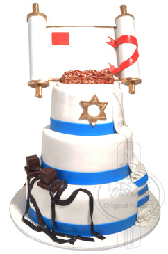 Bar Mitzvah Cake 01