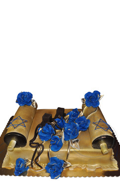 Bar Mitzvah Cake 02