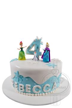 Disney Theme Cake 01