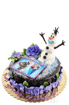 Disney Theme Cake 02