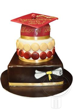 Graduation Cake 01
